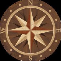 "Sailors Night Sky II 34"""