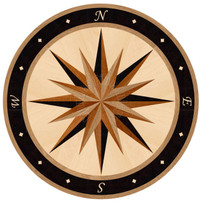 Sailors Wheel - New Dawn 74""