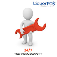 1 Yr. of Liquor POS Technical Support with Upgrades - Per location