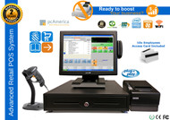 Advanced Service Station POS System