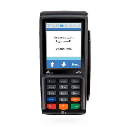 Pax S300 Integrated Retail Emv Pin Pad Aaj Electronics
