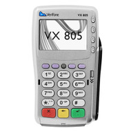 Verifone VX805 EMV, NFC,  all file loads & key injection, Power Supply & USB Cable Included
