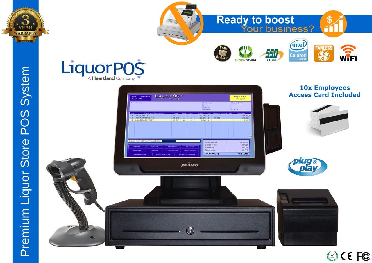 Premium Liquor Store Pos System Liquor Pos Software Aaj