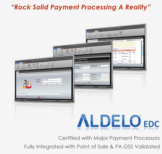 Aldelo Edc Payment Software Aaj Electronics