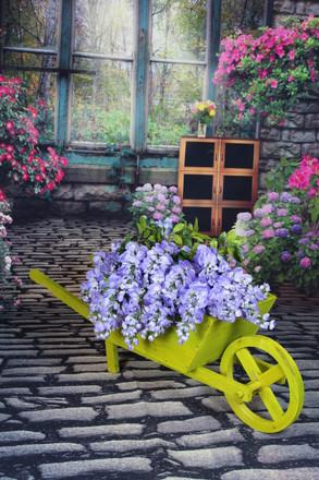 Vintage Style Garden Decor Ideas
