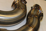 BMW Z4 N54 E89 Full 3in Catted Downpipes