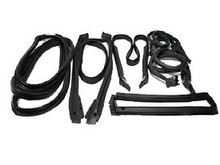 1986 - 1996 Corvette Convertible Weatherstrip Kit