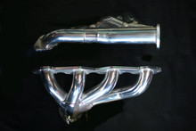 "70 - 74 Corvette Big Block 2"" Primaries, Factory Cast Iron Replacements"