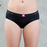 Women's spring pink brief