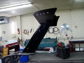 Racecraft Mono Strut Aluminium Wing