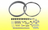 Brake Line Kit for Dual Caliper Rear Brakes - Upgrade