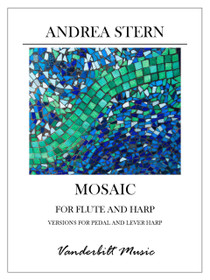 Stern, Mosaic for Flute and Harp