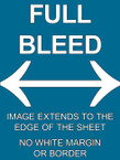FULL BLEED - $8.00 to $20.00