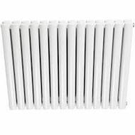 633mm x 826mm x 79mm Celsius Radiator - White