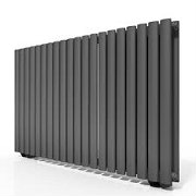 633mm x 1180mm x 78mm Celsius Radiator - Anthracite