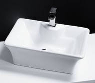 490mm x 385mm Counter Top Basin