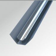 5mm Internal Corner Chrome