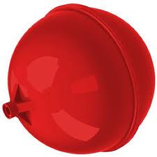 "6"" Plastic Floats Round"