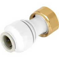 """15mm x 1/2"""" Straight Tap Connector"""