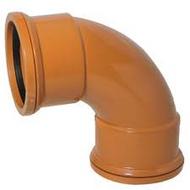 90° Underground Double Socket Bend