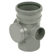 Access Pipe Grey