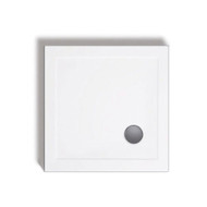 760mm x 760mm x 40mm Square Shower Tray