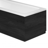 800mm Epernay End Panel - textured black
