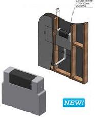 Slimline Concealed Cistern - SLCC01