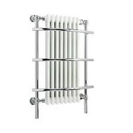 630mm x 1000mm (8 Sections) Traditional Radiator