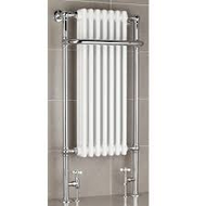 1130mm x 553mm (7 Sections) Traditonal Radiator