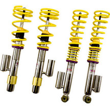 KW Coilover Kit V3 Ford Mustang Coupe + Convertible; excl. Shelby GT500