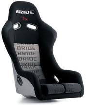 Bride Cusco Vios III+C Carbon Aramid - Silver / Black Suede Seat