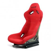 Seibon Red Carbon Kevlar Bucket Racing Seat