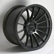 Enkei RS05-RR 18x10.5 23mm Offset 5x120 Bolt Pattern 72.5 Bore Matte Gunmetal Wheel
