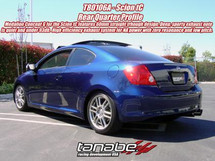 Tanabe Medallion Concept G Axleback Exhaust 05-10 tC