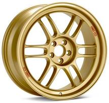 Enkei RPF1 18x8.5 5x114.3 40mm Offset 73mm Bore Gold Wheel