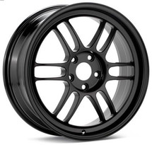 Enkei RPF1 18x10.5 5x114.3 15mm Offset 73mm Bore Matte Black Wheel