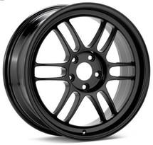 Enkei RPF1 17x8 5x114.3 45mm Offset 76mm Bore Matte Black Wheel