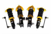 ISC Suspension 06-11 Honda Civic / Civic SI N1 Coilovers - street