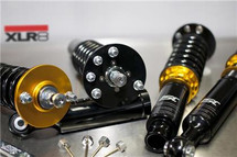 ISC Coilovers with Street/Comfort Spring Rate/Damping (12 F/8 R) 09+ TL ALL