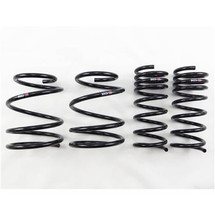 RS-R F400D Down SUS Lowering Springs for 15+ Subaru WRX Made in Japan