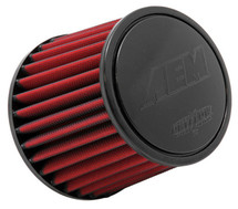 AEM 4 inch Short Neck 5 inch Element Filter Replacement