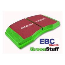 EBC GREEEN STUFF brake pads