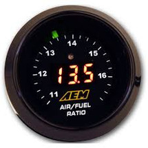 AEM Electronics Digital Wideband Air/Fuel UEGO Gauge Kits 30-4110