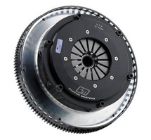 Clutch Masters Twin Disc 8.50in Disc (Race) Aluminum Flywheel Included - ACURA TL 2004-2006 TL manual only