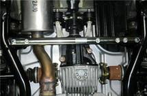 Cusco Lower Arm Bar Rear AP1 & AP2 Honda S2000