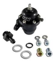 AEM 98-99 Acura CL / 00-05 S2000 / 98-02 Accord / 96-00 Civic Black Adjustable Fuel Pressure