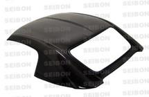 Seibon 00-09 Honda S2000 Carbon Fiber Hardtop w/ Glass