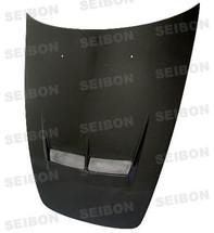 Seibon 00-10 Honda S2000 JS-Style Carbon Fiber Hood