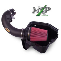 Airaid 11-14 Ford Mustang GT 5.0L MXP Intake System w/ Tube (Dry / Black Media)